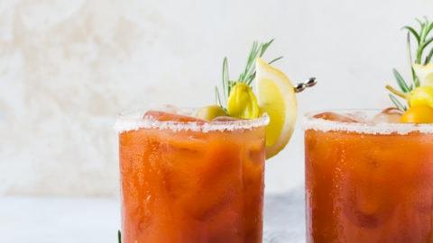 Bloody Margarita
