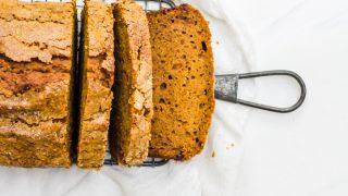Honey Pumpkin Bread