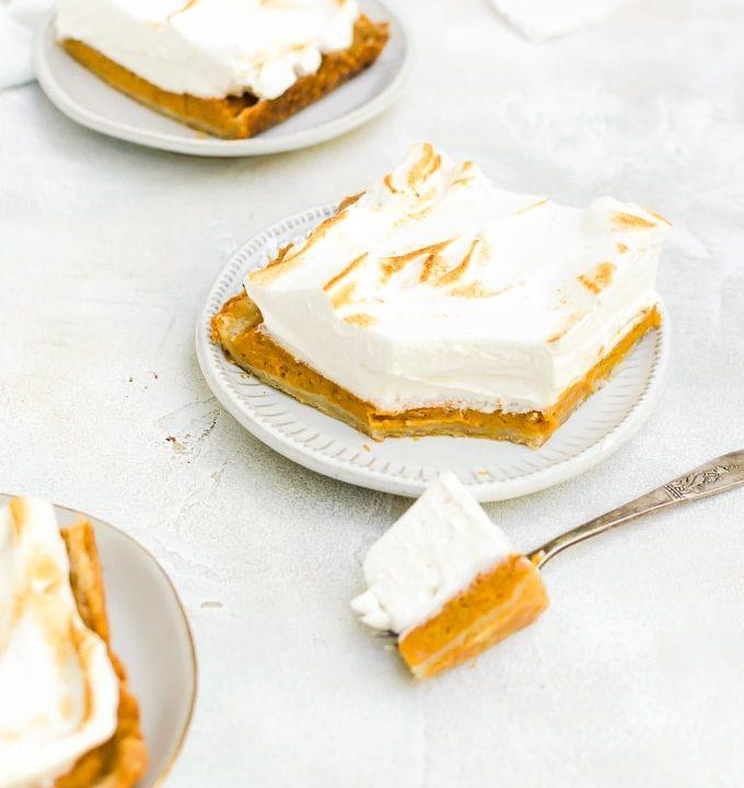 maple sweet potato pie