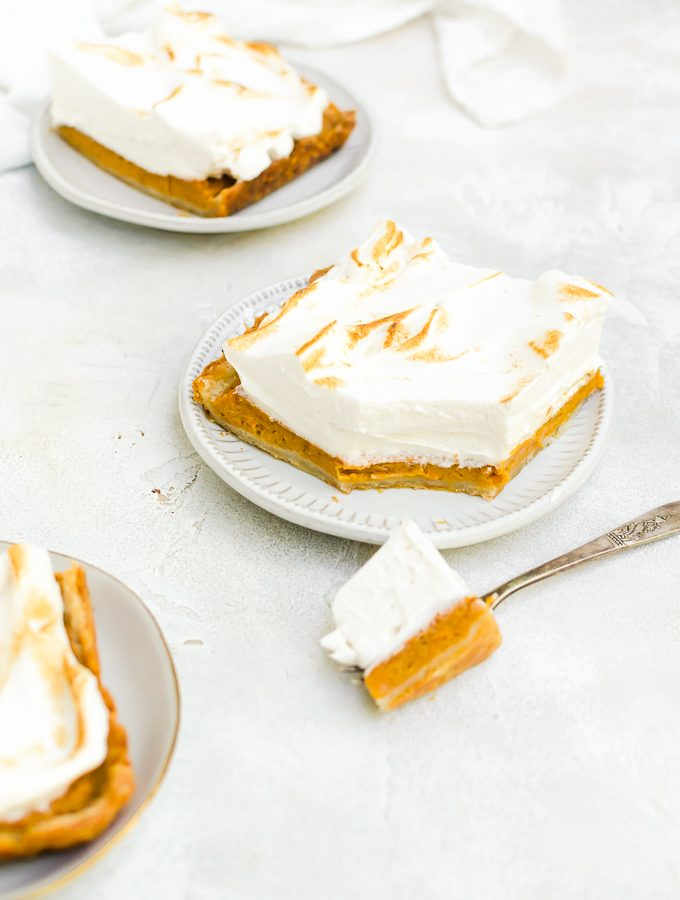 maple sweet potato pie