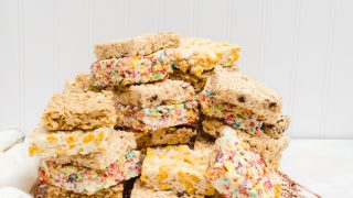 Easy Rice Crispy Treats