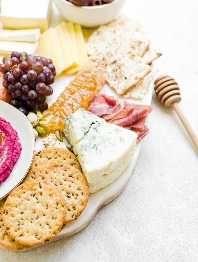 Wanderlust Cheese Board
