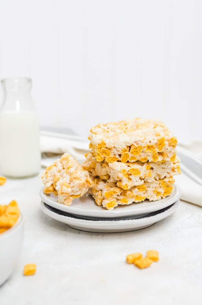 the best rice crispy treats recipe with four amazing variations