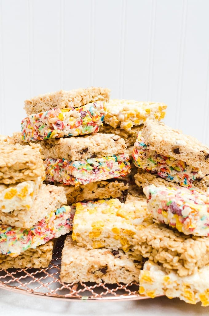 the best rice crispy treat variations in one single post