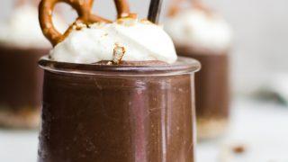 Easy Chocolate Pudding