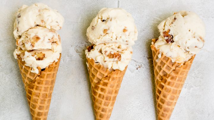 Churro Ice Cream