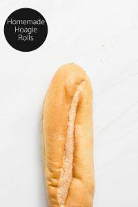homemade hoagie rolls logo