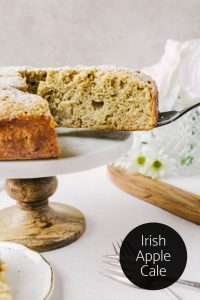 irish apple cake logo