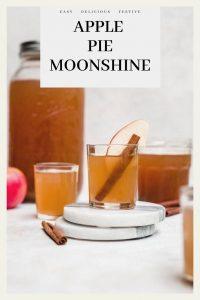 apple pie moonshine logo