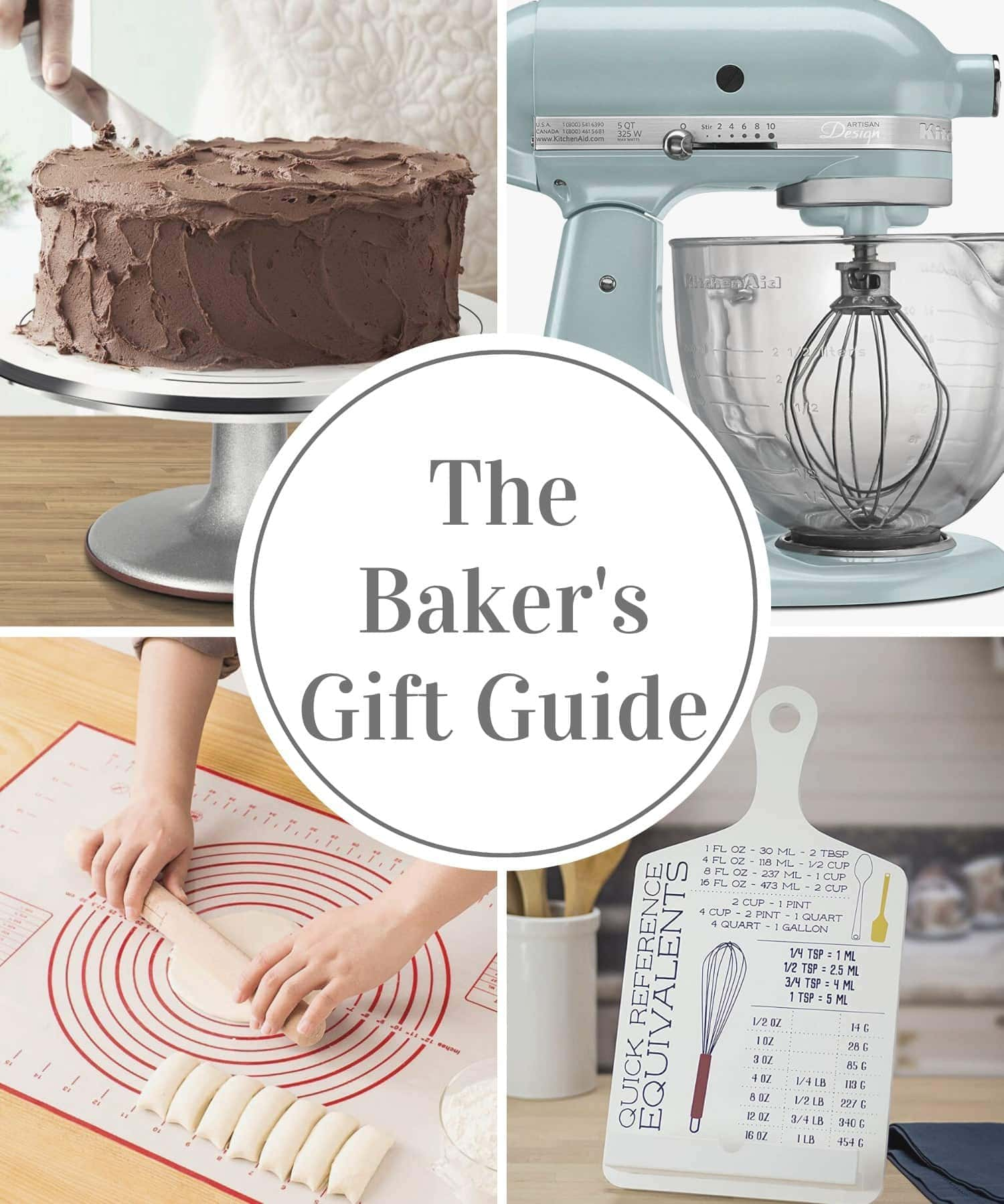 Holiday Gift Guide For You Favorite Baker